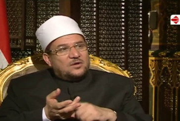 معالي وزير الأوقاف – برنامج الحياة اليوم – الأستاذ عمرو عبد الحميد
