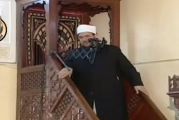 خطبة الجمعة لمعالي وزير الأوقاف – مسجد ناصر – محافظة القليوبية