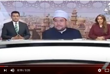 <center>تقرير إخباري حول افتتاح <br/>معالي وزير الأوقاف للمسجد الكبير <br/>بمركز أنشاص – محافظة الشرقية <center/>