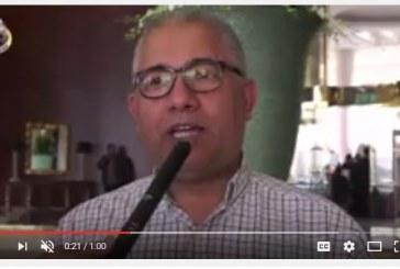بالفيديو :<center>أمين عام المؤتمر الإسلامي الأوربي <br/>يشيد بموضوع المؤتمر<center/>ويؤكد :<br/>المؤتمر هذا هو نقلة نوعية<center/>