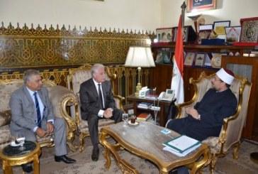 <center>في لقاء وزير الأوقاف ومحافظ جنوب سيناء :<center/>