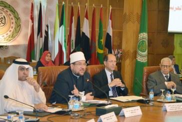 بالفيديو :  كلمة معالي وزير الأوقاف  بجامعة الدول العربية  خلال الاحتفال بيوم  التراث الثقافي العربي