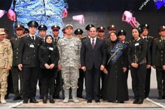 وزير الأوقاف : <center> تكريم أبطال أكتوبر لمسة وفاء <br/> من القوات المسلحة لأبنائها العظماء <center/>
