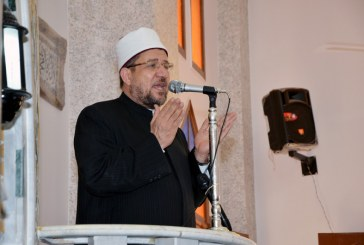 خطبة الجمعة لمعالي وزير الأوقاف  من مسجد سيدي موسى   بمدينة منوف – محافظة المنوفية