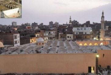 <center>وزيرا الأوقاف والآثار يفتتحان مسجد زغلول الأثري برشيد الثلاثاء <center/>