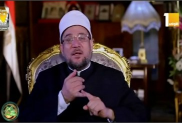 معالي وزير الأوقاف  أ.د/ محمد مختار جمعة  يتحدث عن مكانة الصلاة  في برنامج حديث الروح
