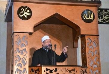 خطبة الجمعة  لمعالي وزير الأوقاف  بمدينة كرداسة – محافظة الجيزة
