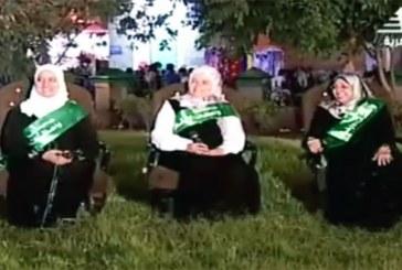 ستوديو الشارع مع واعظات الأوقاف  من أمام مسجد سيدنا الحسين  رضي الله عنه