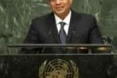 <center>وزير الأوقاف : مشاركة مصر الكبيرة في حفظ السلام العالمي تأكيد على إيمانها المطلق بالسلام<center/>
