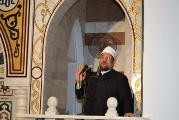 خطبة معالي وزير الأوقاف   أ.د/ محمد مختار جمعة  من مسجد  الشهيد عبد الوهاب سعيد بالسويس