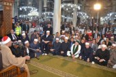 <center> خلال احتفال المشيخة العامة للطرق الصوفية <br/> بذكرى ميلاد النبي <br/> ( صلى الله عليه وسلم ) <br/> بمسجد سيدنا الحسين <br/> ( رضي الله عنه ) <center/>