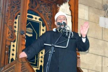 خطبة الجمعة    لمعالي وزير الأوقاف    من مسجد الإمام الحسين    محافظة القاهرة