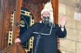 <center>  خلال خطبة الجمعة <br/> من مسجد الإمام الحسين <br/> بمحافظة القاهرة <center/>