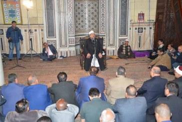 كلمة معالي وزير الأوقاف   خلال احتفال الوزارة   بليلة النصف من شعبان 1440هــ