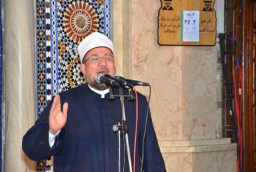 بالفيديو :  كلمة معالي وزير الأوقاف   خلال احتفال وزارة الأوقاف   بليلة الإسراء والمعراج