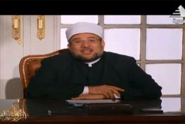 """وزير الأوقاف يتحدث عن :   """" رمضان شهر القرآن """"   ببرنامج في رحاب الروضة النبوية   على القناة الفضائية المصرية"""