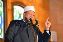 خطبة الجمعة لمعالي وزير الأوقاف   من مسجد (الصحابة) بشرم الشيخ   محافظة جنوب سيناء