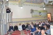 خطبة الجمعة لمعالي وزير الأوقاف  بمسجد الهدى – محافظة بني سويف