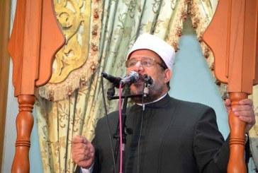 خطبة الجمعة لمعالي وزير الأوقاف  من مسجد ناصر – مدينة دمنهور  محافظة البحيرة