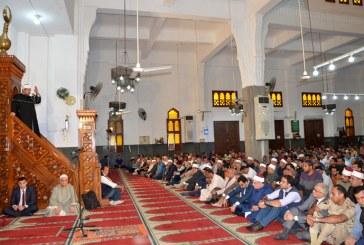 تقرير إخباري عن بدء تفعيل حملة الأوقاف العالمية   ( هذا هو الإسلام )