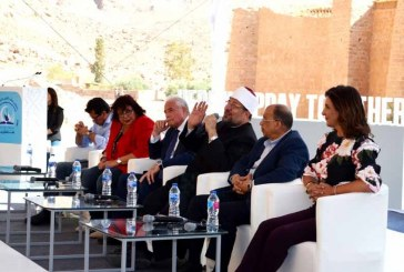 بالفيديو: كلمة وزير الأوقاف في المؤتمر الصحفي بملتقى تسامح الأديان بسانت كاترين