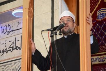 خطبة الجمعة لمعالي وزير الأوقاف   بمسجد سيدي المتبولي – محافظة القاهرة