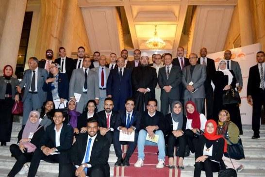وزير الأوقاف : <center>التعاون بين وزارة الأوقاف ومؤسسات الدولة الثقافية والشبابية غير مسبوق <center/>