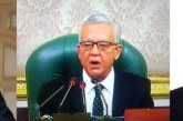 وزير الأوقاف يهنئ سيادة المستشار الدكتور/ حنفي علي جبالي بانتخابه رئيسًا لمجلس النواب