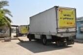 بالفيديو والصور: انطلاق سيارات توزيع لحوم الأضاحي إلى محافظات: ( شمال سيناء- المنيا-الدقهلية- جنوب سيناء- الوادي الجديد )