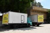 بالفيديو والصور: انطلاق سيارات توزيع لحوم الأضاحي إلى محافظات: ( المنوفية – الأقصر- أسوان- الإسكندرية- الإسماعيلية- بورسعيد )